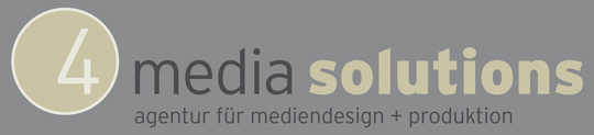 4media-solutions die Medienagentur